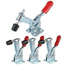 4pcs Quick Release Hand Operated Tool Horizontal Fast Toggle Clamp 201-B AU SHIP