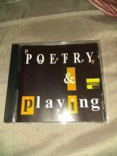 Poetry & Playing Derek Bailey Cd