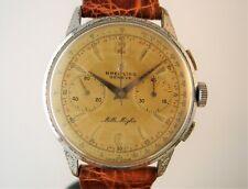 "Cronografo Vintage Breitling ""Mille Miglia"" Ref.1194, Venus 188, anni '50"