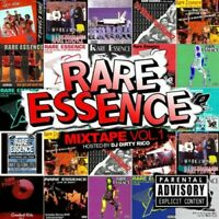 Rare Essence - Mixtape Vol.1 Hosted by DJ Rico [New CD]
