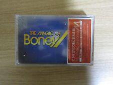 BONEY M - The Magic Of Boney M Korea Edition Sealed Cassette Tape