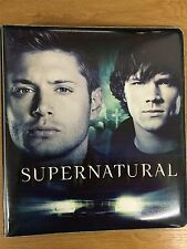 Supernatural Season 2 Official Inkworks Binder