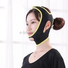 Bande Lifting Masque Facial Minceur Visage pour V Face Anti-rides Lever Menton