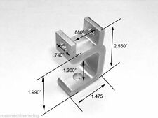 Universal Fuel Rail Clamp 6061 Aluminum  RMR-050