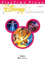Faber Piano Adventures PlayTime Disney Level 1 Book 275427
