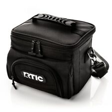 RTIC Day Cooler, 6 Can, Black, New
