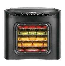 Food Dehydrator Machine 6 Tray Preserver Electric Dryer Meat Fruit Vegetable New