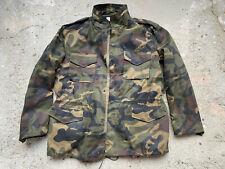 VESTE MILITAIRE CAMO T.L-XL Doublure amovible Military COLOMBIA Jacket