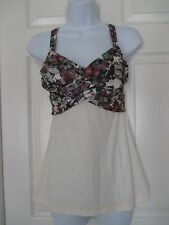 Lululemon Wrap It Up Butterfly Tank Top  Size 6