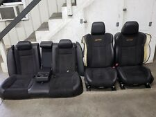 2015-2018 Dodge Charger SRT-8 OEM Front & Rear Seats Leather Suede Power Heated