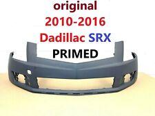 2010-2016 cadillac SRX front bumper cover primed 20845711 #2