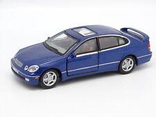 Cararama SB 1/43 - Lexus GS300 Bleue