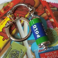 Unique POLOS KEYRING fab POLO MINTS keychain MIXED UP DOLLY cool gift MINIATURE