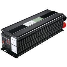 Power Inverter 5000W/10000W Modified Sine Wave 12V - 240V Watt Camper Caravan