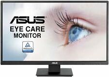 "ASUS VA279HAE 27"" Inch LED Monitor Full HD 1920 x 1080 HDMI VGA Low Blue Light"