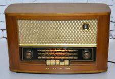 1950's Vintage Bush Radio VHF62 AM FM LW 3-band Valve Radio | Working [PL3396]