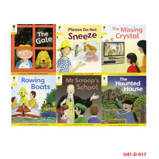 Oxford Reading Tree: Level 5: Floppy's Phonics Fiction: Pack of 6 Collection Set