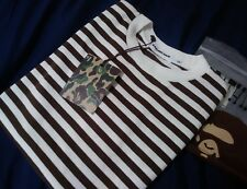 BAPE A BATHING APE RARE TEE SHIRT AUTHENTIC BRAND NEW