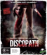 Discopath (Blu-ray, 2015) New & Sealed