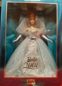 BARBIE 2001 - COLLECTOR EDITION - NRFB
