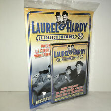 LAUREL ET (&) HARDY la collection en DVD n° 41 JOYEUX PIQUE NIQUE COMPERES DC41Z