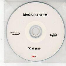 (DS684) Magic System, Ki Di Mie - DJ CD