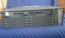 AVAYA 700459456 G450 MP80 Media Gateway With 700432495 MB450 Module Card
