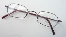 Koko filigrane Brillenfassung Metall stabil braun Rahmen frameGestell Kids sizeK