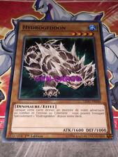 Carte Yu Gi Oh HYDROGEDDON LEDU-FR040 x 3