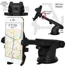 Universal Largo Brazo Telescópico pegajoso 360 º Montaje De La Succión Soporte para Teléfono GPS MP3