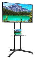 "EZM Universal Mobile TV Cart for LCD LED Plasma Flat Panels 32"" to 65""(002-0032)"
