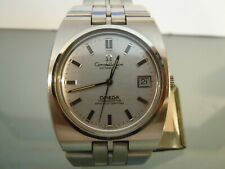 Omega Constellation Chronometer Automatic integrated bracelet - NOS