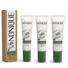 3er Pack NONIQUE VEGAN Natur Feuchtigkeits Augenpflege - Intensive Eye Care 15ml