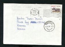 RSA - Nr. 896  EF auf Brief nach Windhoek 1994  (RSA)