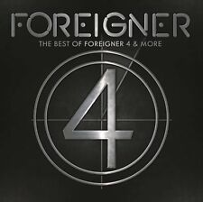Foreigner Best of Foreigner 4 & More CD