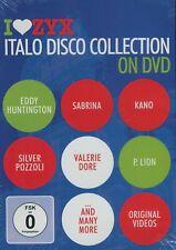 Italo Disco Collection On DVD (DVD)
