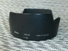 Genuine Original Nikon HB32 Lens Hood for Nikon standard zoom lenses