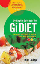 Getting the Best from the Gi Diet, Rick Gallop