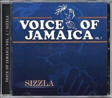 Reggae Dancehall Roots & Culture Voice Of Jamaica Vol 1 Sizzla  New Sealed CD