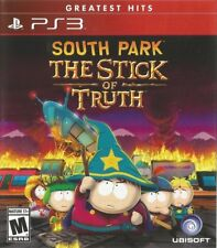 PS3 South Park The Stick Of Truth (PlayStation 3 Greatest Hits RPG, Ubisoft) NEW