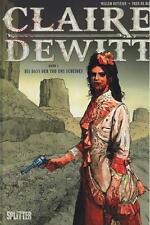 Claire Dewitt 1, Splitter