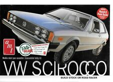 AMT RETRO DELUXE EDITION  VOLKSWAGEN  VW SCIROCCO in 1/25  925 /12