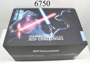 Lenovo Star Wars Jedi Challenges AR Headset with Lightsaber Beacon Missing parts