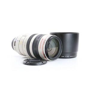 Canon Ef 4,5 -5, 6/100-400 L Is USM + Good (236245)