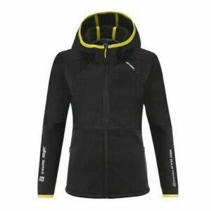Ski-doo Ladies Sno-X Fleece 454173 Black Hoodie Size LARGE Reg $89.99 COZY