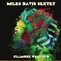 Miles Davis Sextet - Fillmore West 9th April 1970 [CD]
