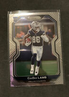 2020 Panini Prizm CeeDee Lamb Base RC #334 Rookie Dallas Cowboys 🔥🔥
