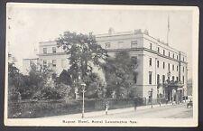 POSTCARD Regent Hotel ROYAL LEAMINGTON SPA Warwickshire Pre 1918 STREET 871