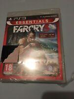 ❤️ Playstation 3 Neuf Sous Blister Pal Fr Far Cry 3