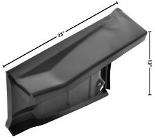 1975-81 FIREBIRD TRUNK FLOOR DROP OFF LH 75-81